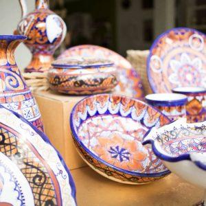 Ceramica a riflesso